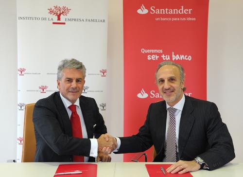 cef ugr -acuerdo IEF Santander