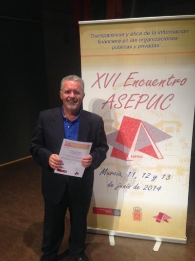 cef ugr - Premio ASEPUC comunicacion