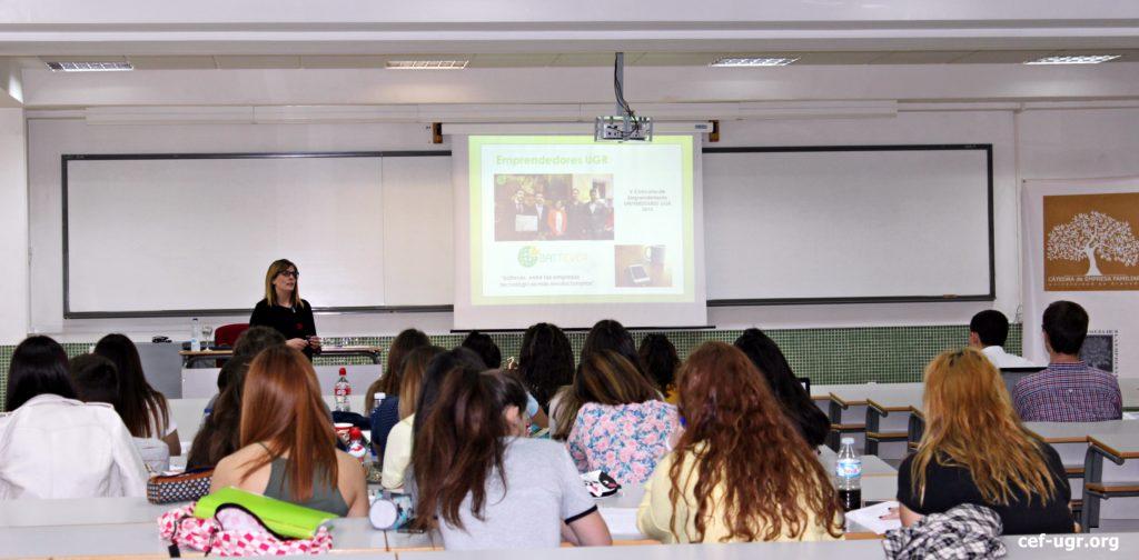 Matilde Ruiz Arroyo «El proceso emprendedor»