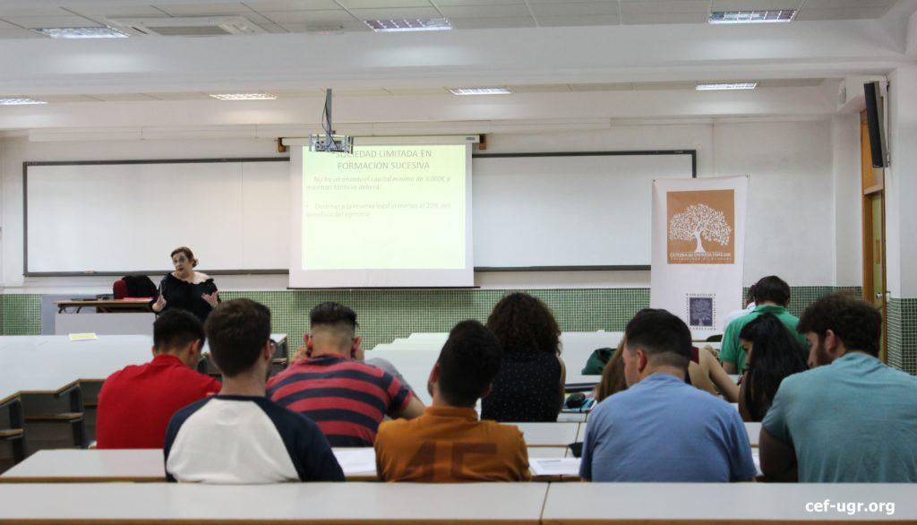 Tributación a la creación de empresas. Rosario Pallarés Rodríguez
