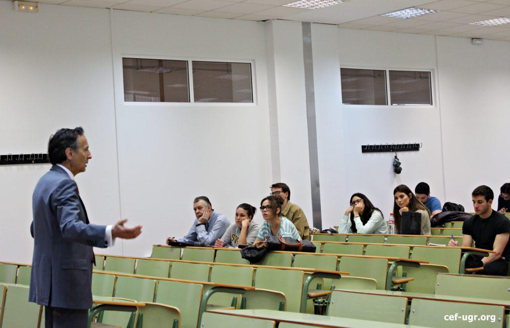 Financiación de la empresa  . José Antonio Montalbán Gómez