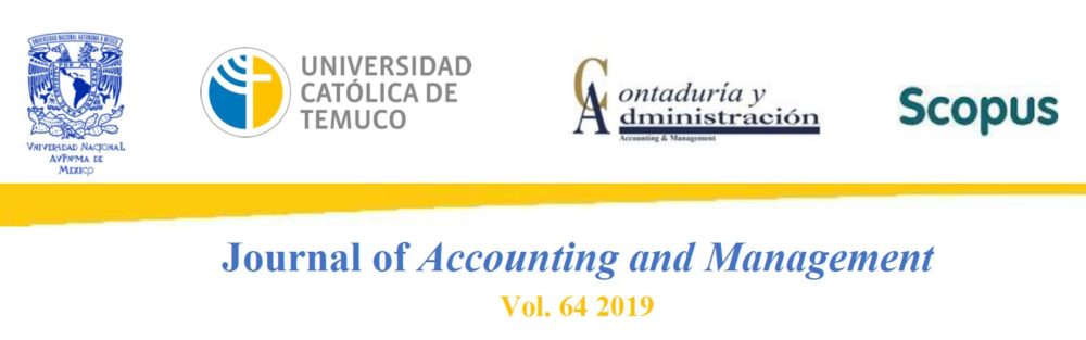 Call for papers – Journal of Accounting and Management | Cátedra de