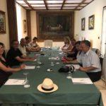 reunion catedras andalucia cef ugr empresa familiar
